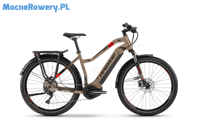 Haibike SDURO Trekking 40 low step
