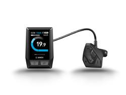 Rower elektryczny - Bosch Kiox wyświetlacz
