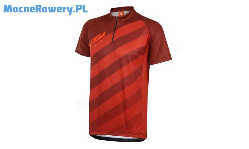 KTM Factory Character Jersey shortsleeve black orange red