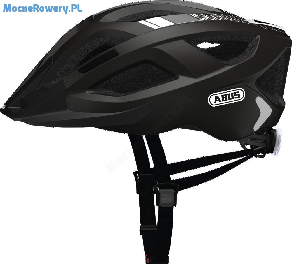 ABUS Aduro 2.0 kask rowerowy (race black)