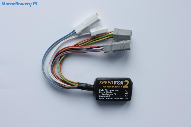 Speedbox 2/per Yamaha PW