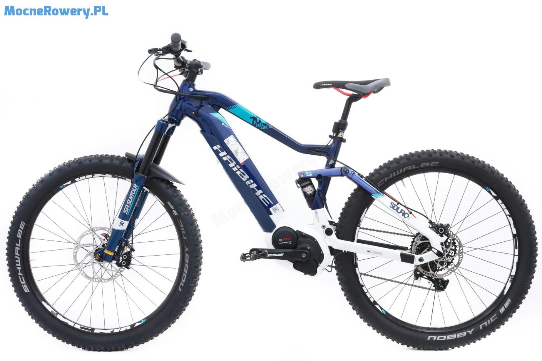Haibike SDURO FullLife LT 7.0 - górski rower elektryczny