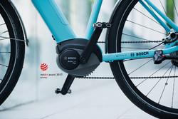 Silnik centralny Bosch Active Plus w rowerze elektrycznym
