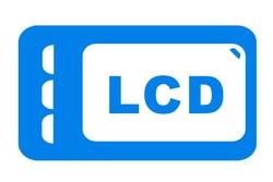 Rower elektryczny wyświetlacz LCD