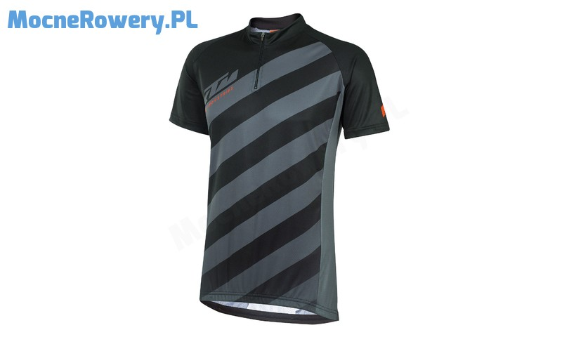KTM Factory Character Jersey shortsleeve black grey