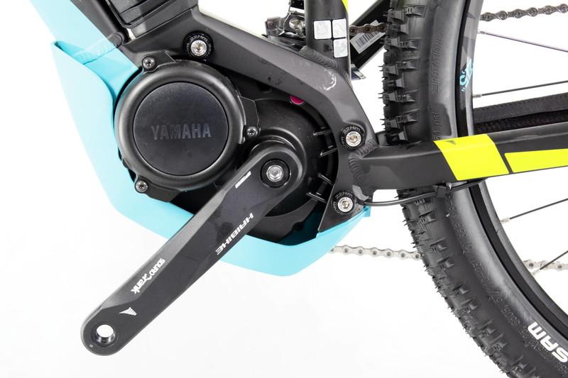 Bafang BBS 36V / 250W - silnik centralny do roweru - zestaw